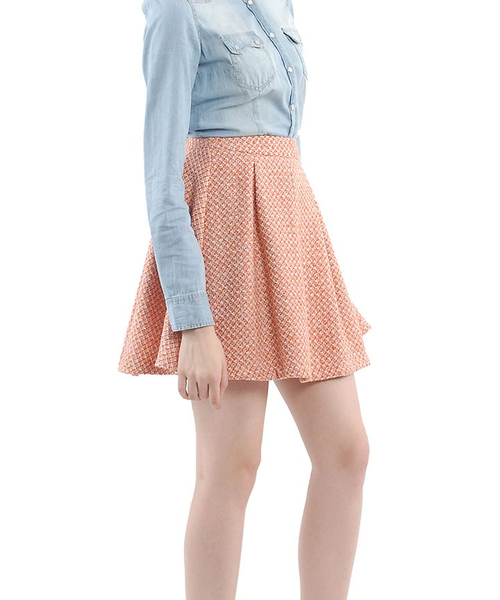 Imogen Tweed Skirt
