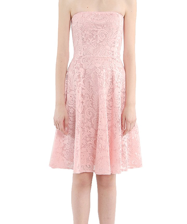 Azalea Lace Midi Dress