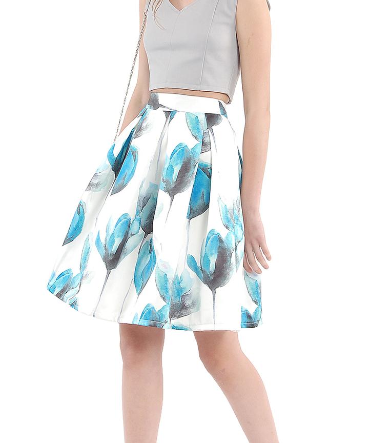 Tulip Midi Skirt