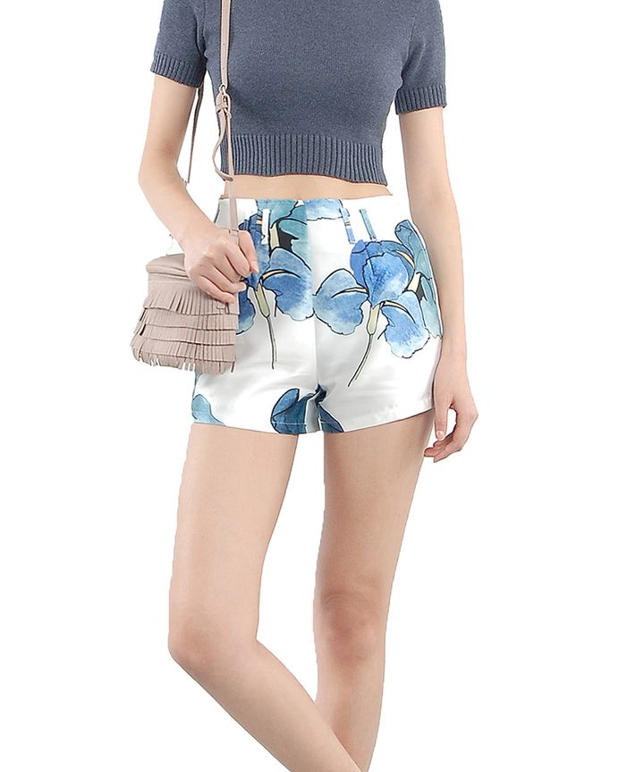 Mirage Watercolor Shorts