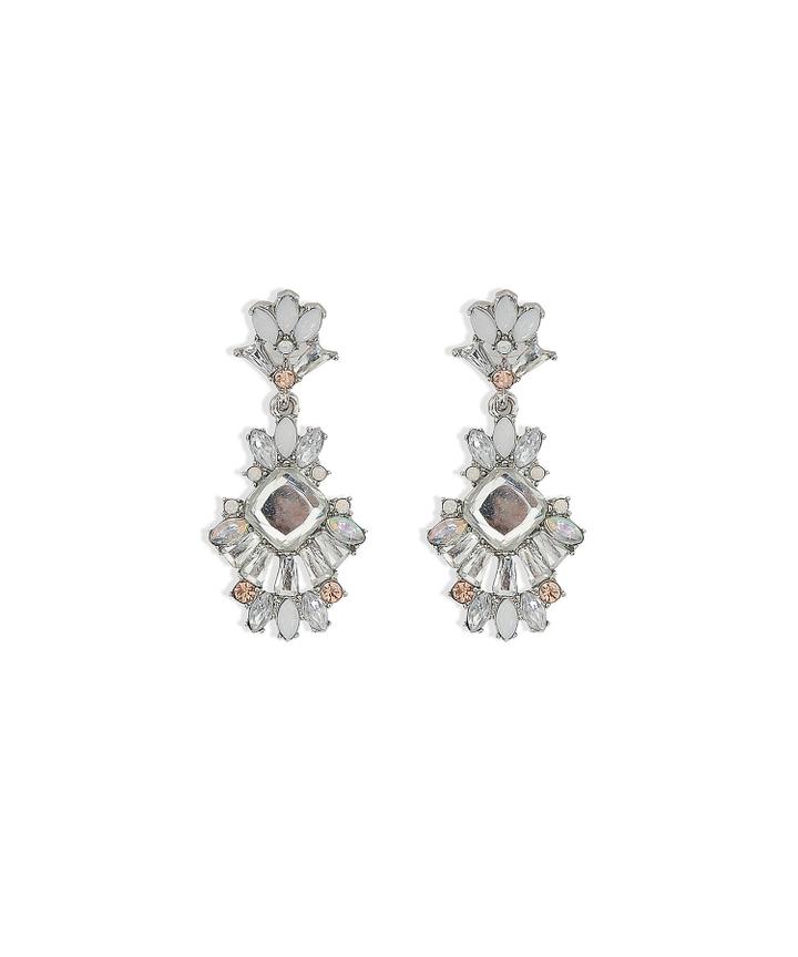 Atlantis Embellished Earrings (Restock)