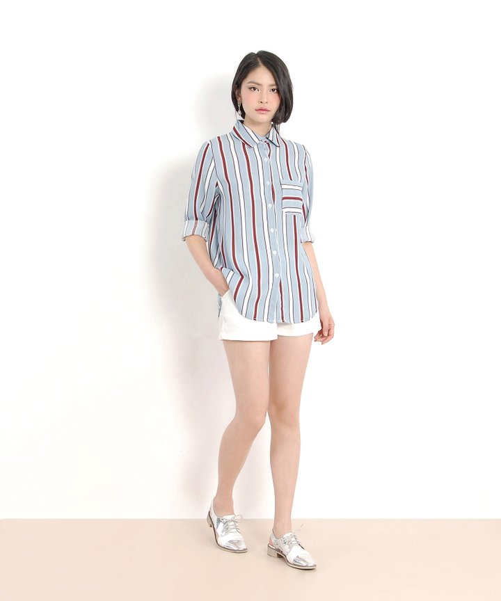 Ernest Striped Top