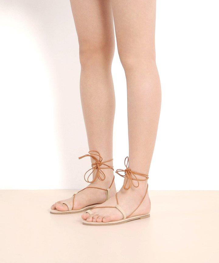 Blythe Wraparound Sandals