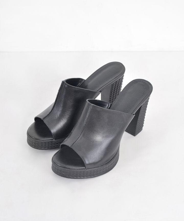 Aimee Platforms - Black