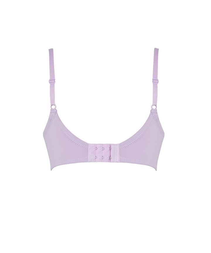 T-shirt Wired Bra - Pale Lilac