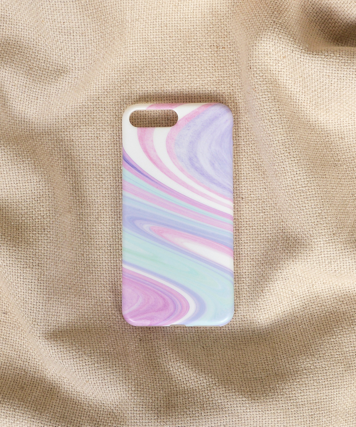 Psychedelic Swirl iPhone Case