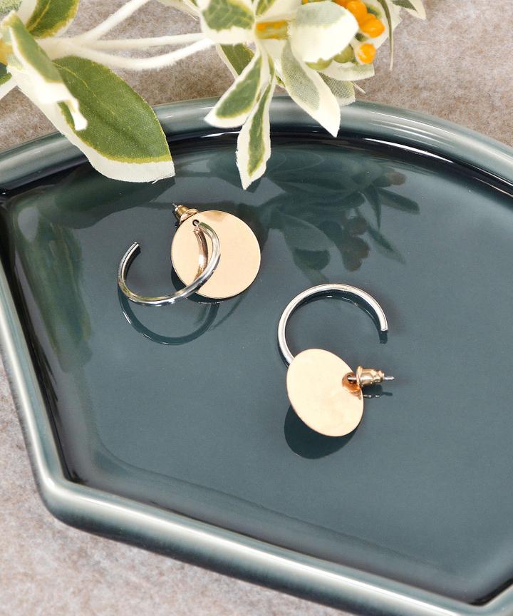Bliss Circle Earrings