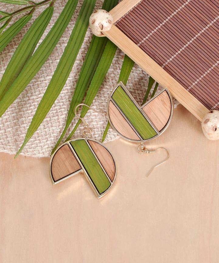 El Nido Colourblock Earrings