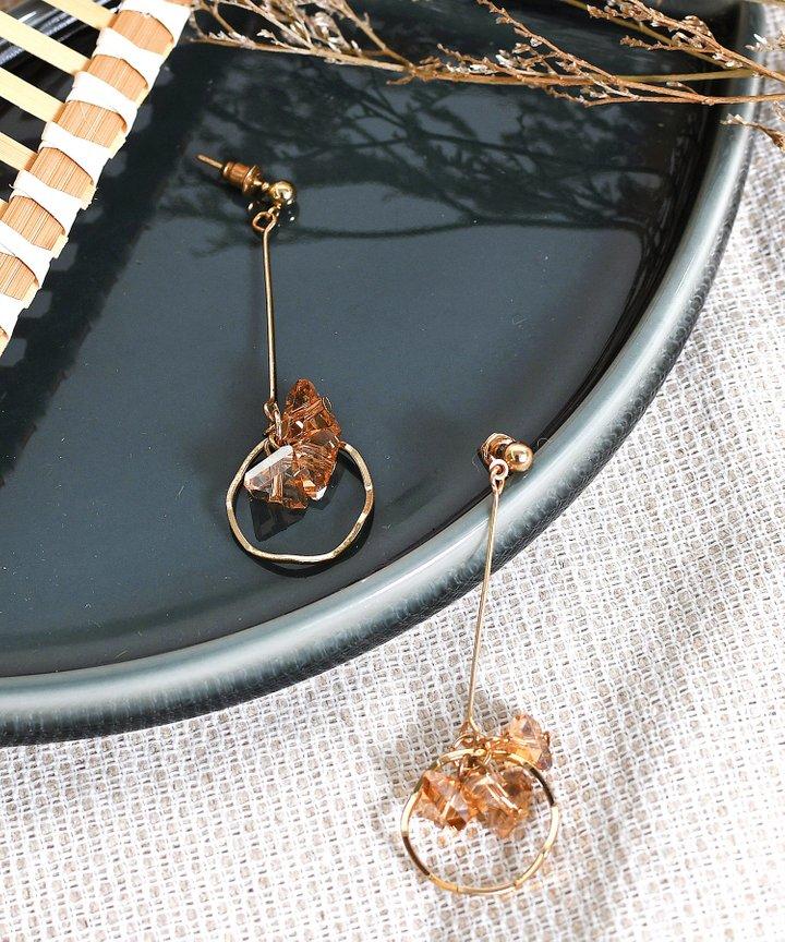 Gia Drop Earrings