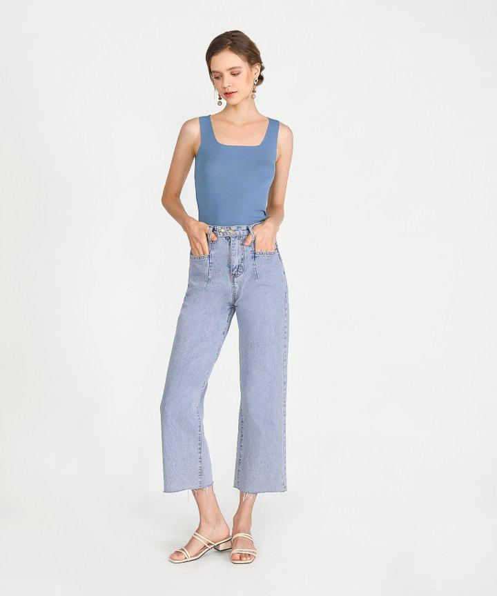 Billie Frayed Jeans