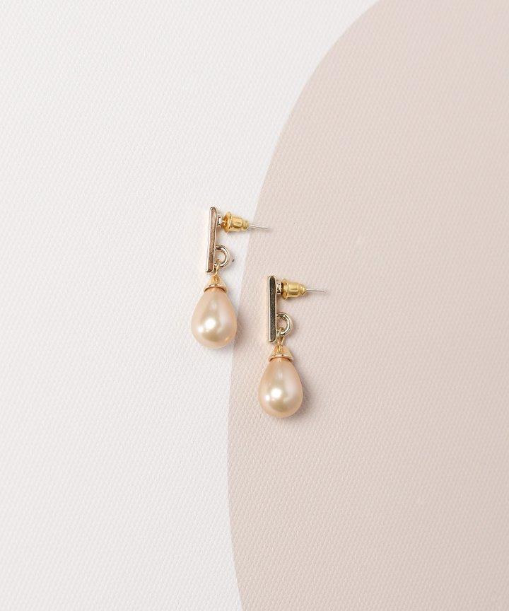 Ballon Pearl Earrings