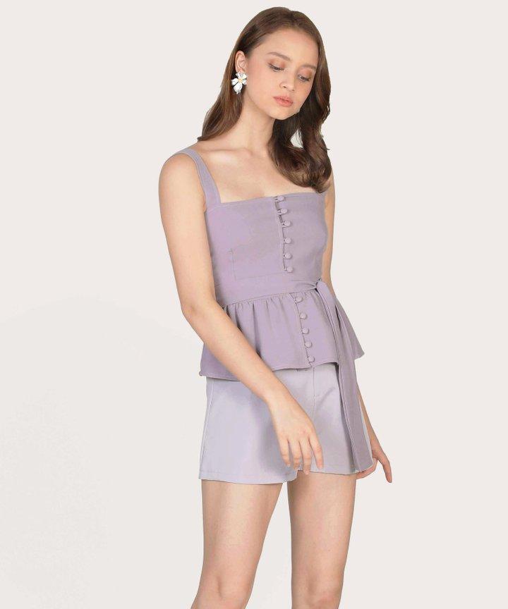 Reinhart Shorts - Pale Lavender