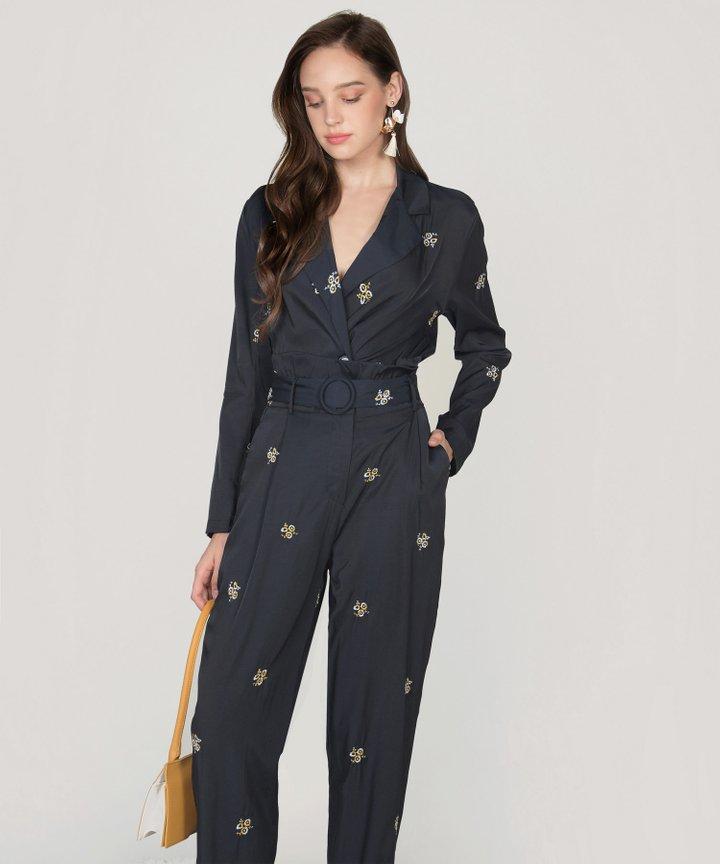 Vivetta Floral Embroidered Jacket
