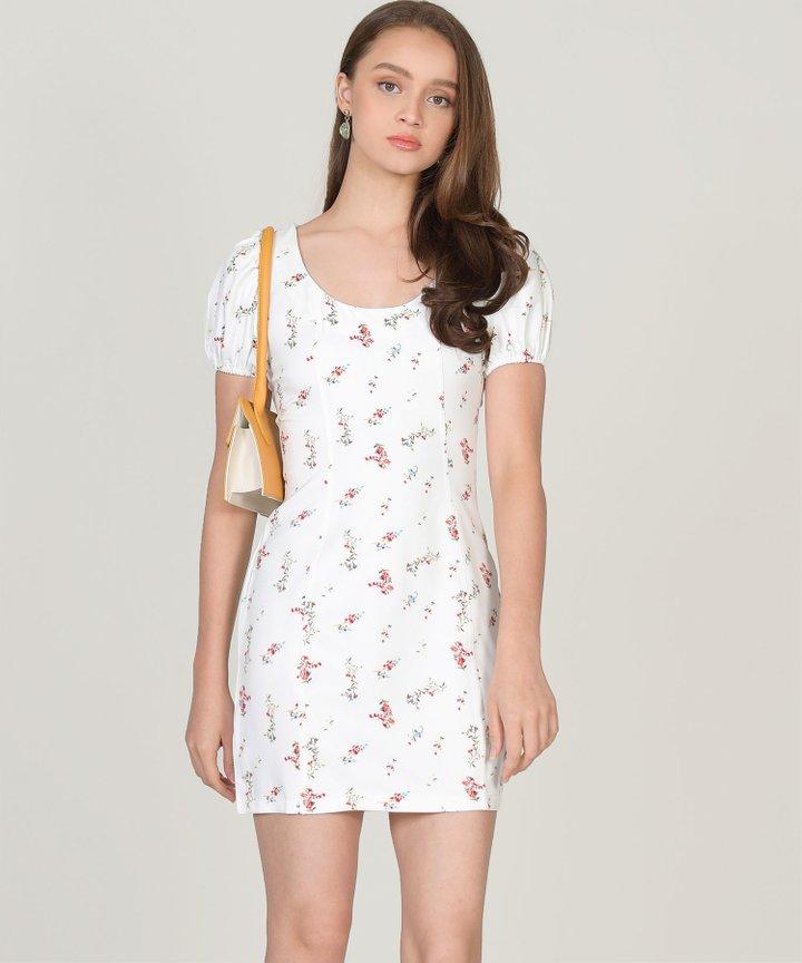 Brielle Floral Mini Dress