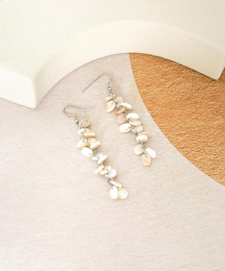 Cassia Drop Earrings