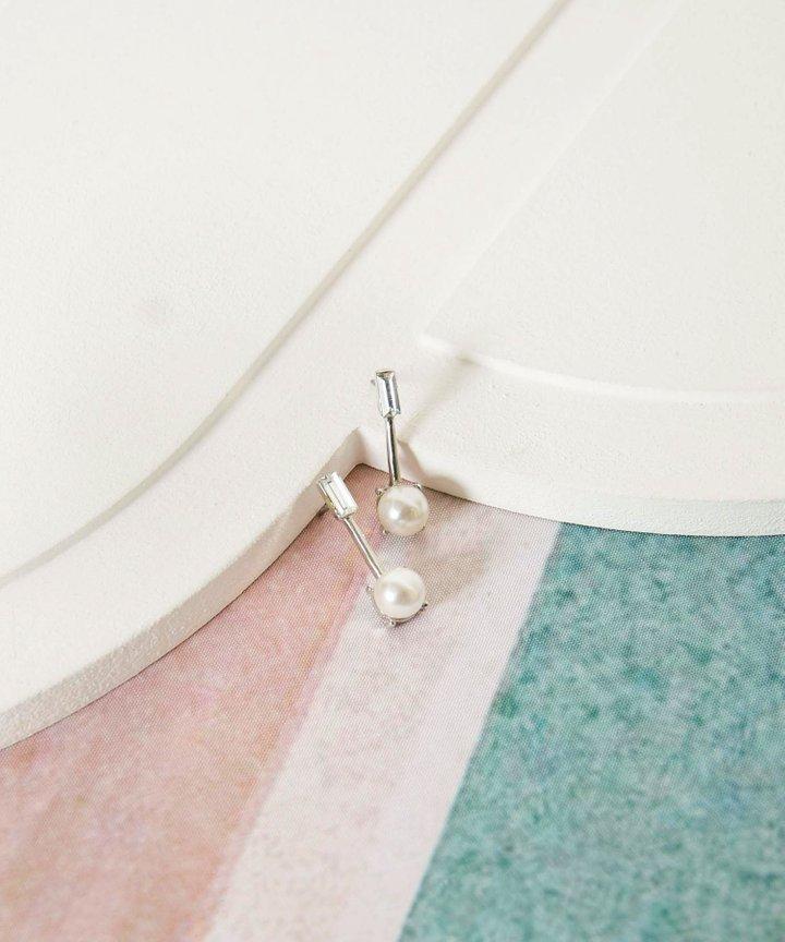 Lisbet Pearl Drop Earrings