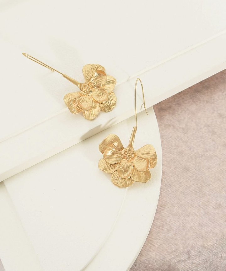 Perenelle Floral Earrings