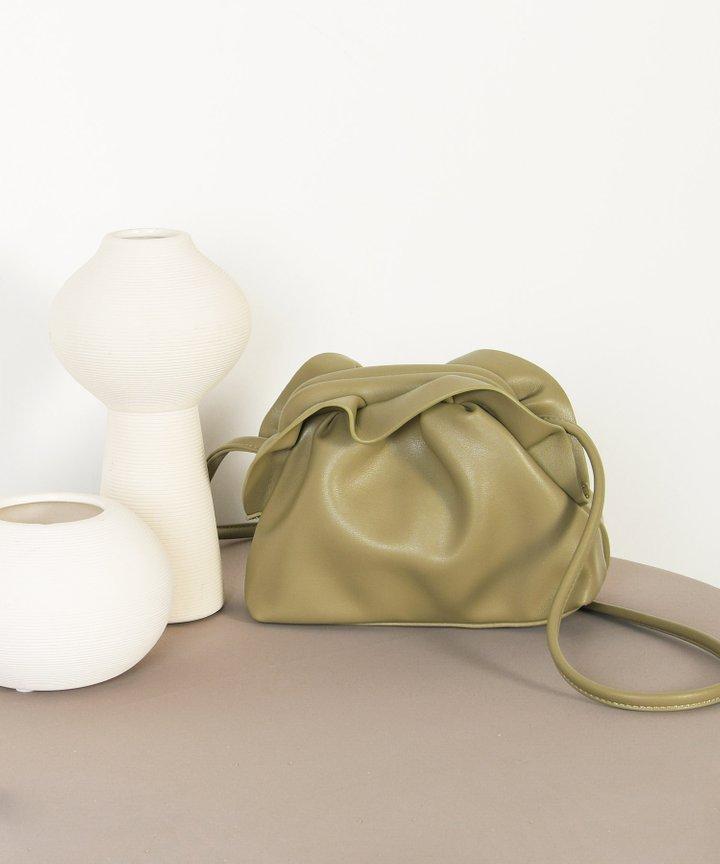 Stanton Bag - Pale Olive