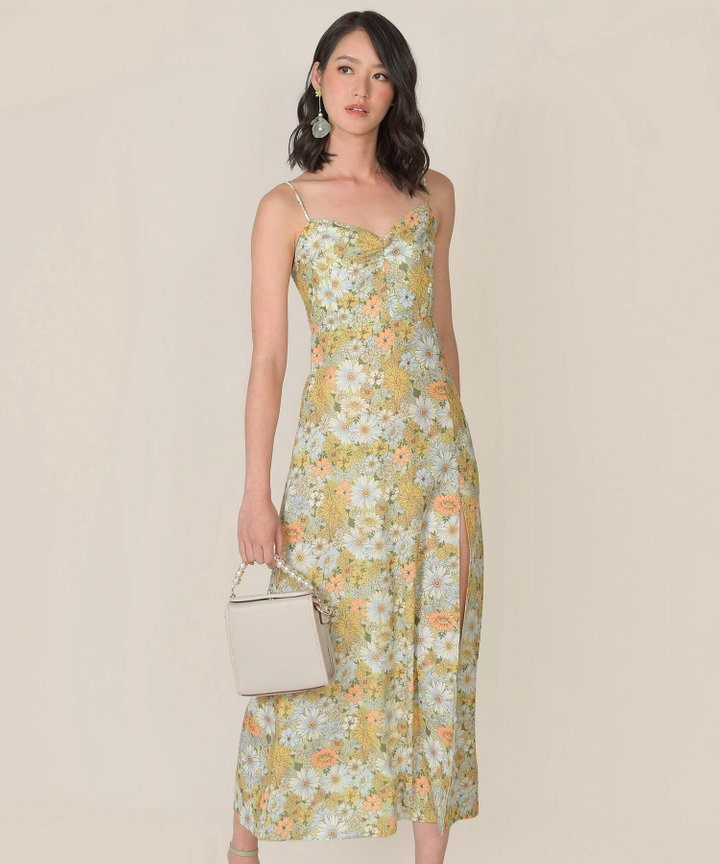 Wynwood Floral Maxi Dress