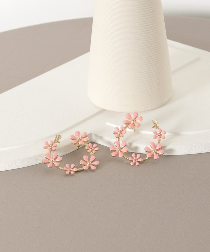 Eterea Floral Earrings