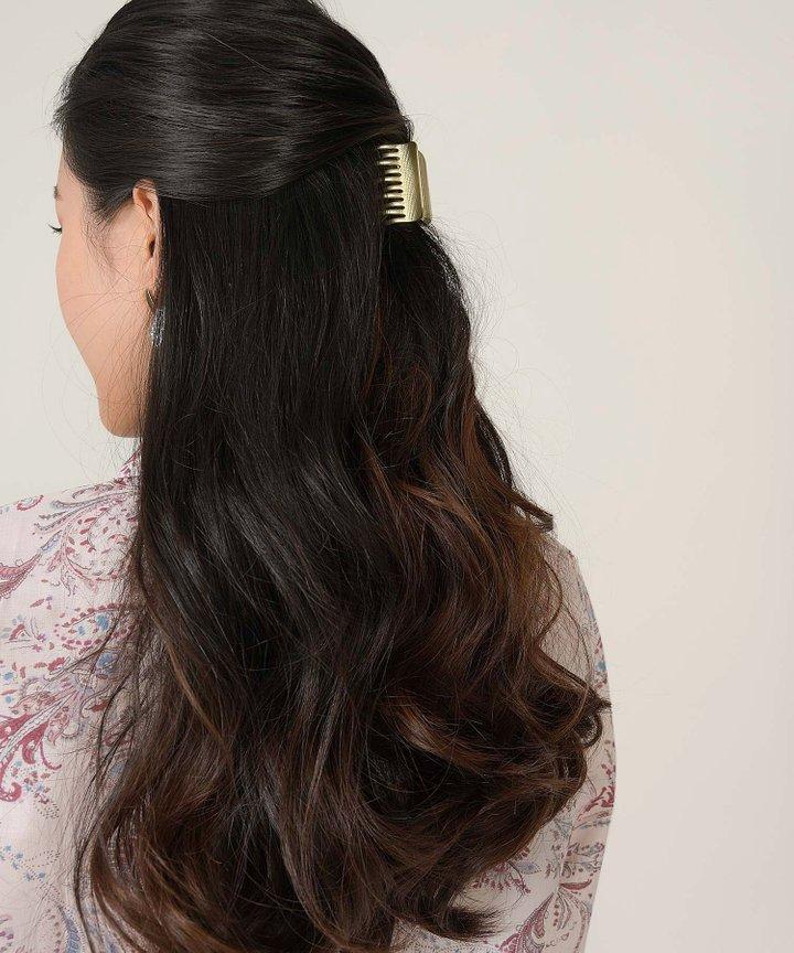 Sun Valley Textured Hair Clip Claw