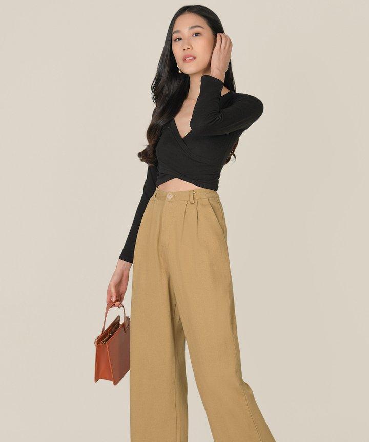 Weekender Oversized Jeans - Dijon