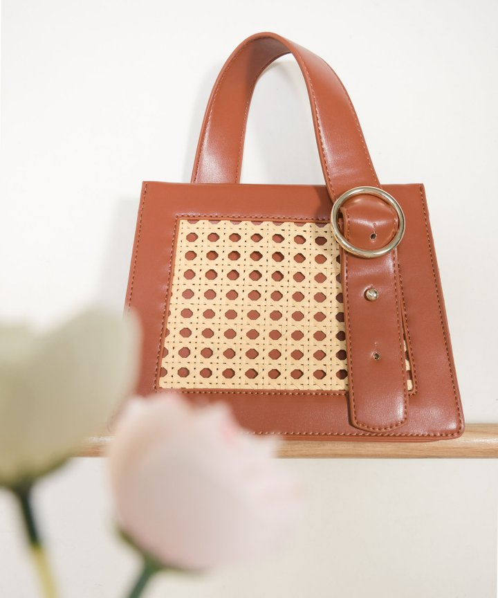 Native Woven Bag