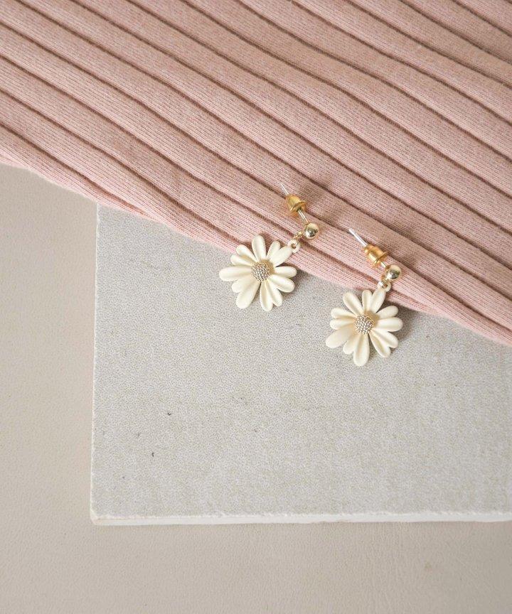 Elf Daisy Earrings