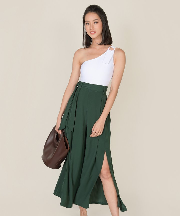 Aquila Trousers - Forest Green